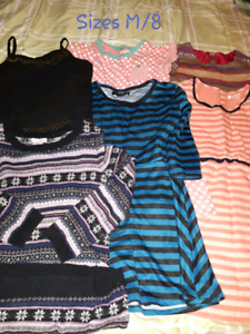 Size 10/L Girls' Clothes in Good Condition
