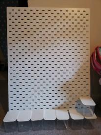 Ikea Board craft/ sewing stuff