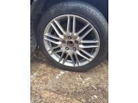 "Honda 17"" Alloy Wheel Accord Civic FRV CRV Spare Tyre"