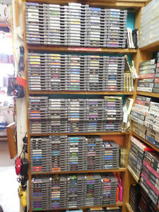 NES Games and more