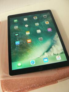 "Apple ipad Pro 12.9"" Mint Like new condition 128gb A1584 retina"