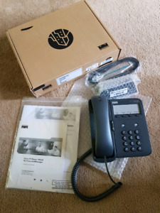 New Cisco IP internet BUSINESS  PHONE CP-7902G or  7906G