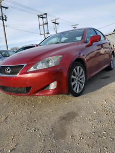 2006 Lexus IS250 LUXURY AWD * CLEAN TITLE,* NEW SAFETY