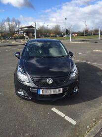 2013 Vauxhall Corsa VXR