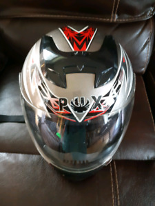 PHX Motorcycle helmet...new lower price
