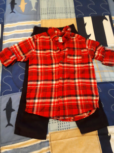 4T Carters outfit