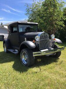 MODEL A COUPE HOT ROD