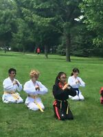 Best Martial Arts School in London -Black Tigers Taekwondo