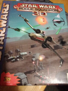 PC Game - Star Wars Rogue Squadron 3D in the box $10