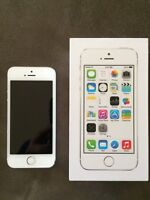 iPhone 5s white/gold mint 16gn