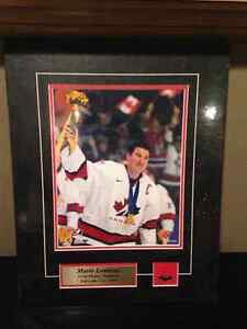 Set of 4 Team Canada Pictures London Ontario image 3