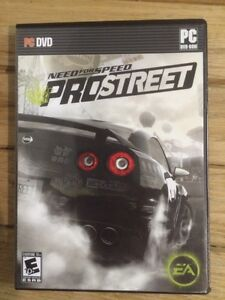 Pro street for pc