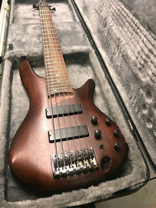 Six String Ibanez SDGR electric bass