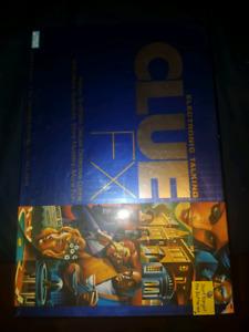 Clue FX board game