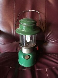 Coleman Lantern and stove