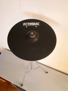 Hart Dynamic Elctronic Cymbal with Stand.