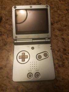 Gameboy Advance SP and games (No Charger)