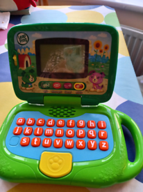 Leapfrog Scout Computer