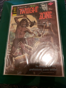 Issue #72 The Twilight Zone