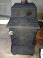 WOOD STOVE -  Price Reduced !