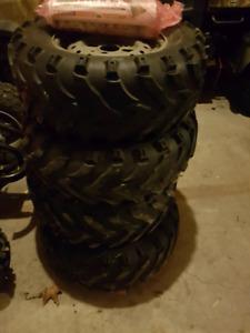 Atv tires/rims