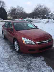 2007 Honda Accord EX-L V6 Berline