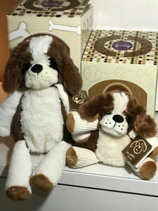 SCENTSY BUDDY PATCH DOG AND BABY PATCH DOG