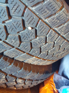 Toyo WLT-1  dedicated winter tires 10 ply