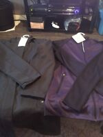 Women's brand new size small jackets