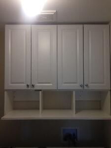Cabinets - Upper - White