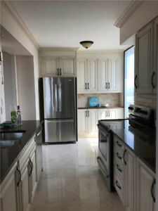 Fully Renovated, Stunning 2 Bed, 2 Bath Unit, Gorgeous West View