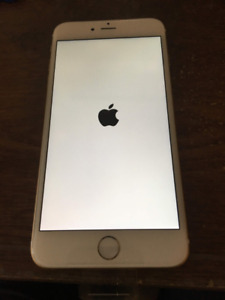 iPhone 6 plus 128 GB Gold Apple Refurbished with Warranty