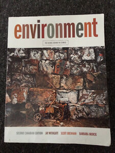 Environment: The Science Behind the Stories, 2nd Canadian Edt.
