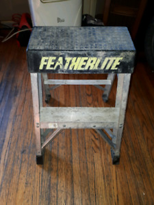 Featherlite 2ft. step ladder