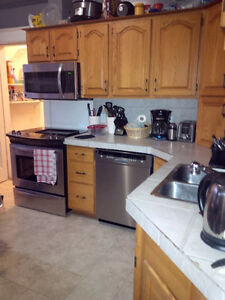 5 bedroom apartment, 1 block from Dal, everything included!