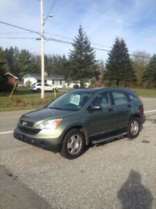 2008 HONDA CRV AWD LOADED 149000KMS. LOCKEPORT NS