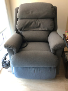 Lazboy Astor Lift Chair with Lumbar &  Headrest