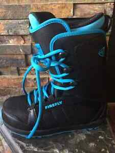 Firefly Snowboard Boots Size 8
