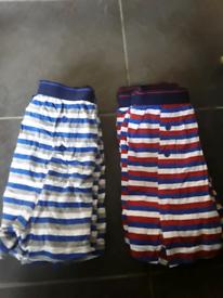 NEW Men's boxer shorts underwear size Medium 4