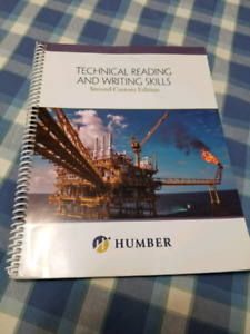 Humber Textbook WRIT 120 (used/good condition)