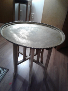 antique side table/coffee table