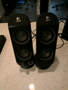 Logitech Speakers X-230 with Subwoofer