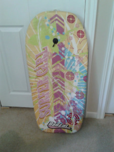 foam surfboard 36x17 inches