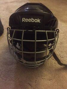 Used Youth hockey equipment.