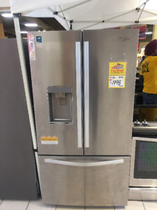 Whirlpool Refrigerator WRF993FIFM on Clearance