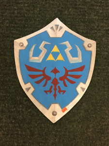 Hyrule Shield Decorative Art
