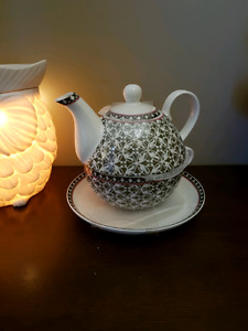 New teapot/teacup