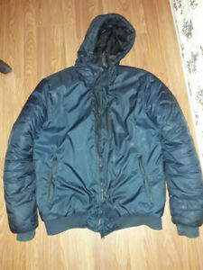 Winter Jacket with Hood and Pant