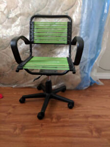 Brightly coloured chair