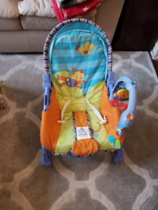 Fisher-Price brand Newborn-to-Toddler Rocker